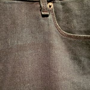 Old Navy Jeans - Old Navy 16 Dark Wash High Rise Flare VGUC